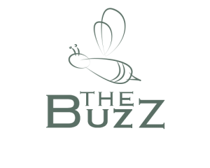The Buzz Green Logo